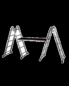 CENTAURE MULTI+ - munkaállvány multifunkcióval (3,9m, alumínium)