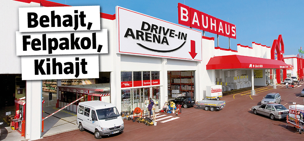 DRIVE-IN-ARENA
